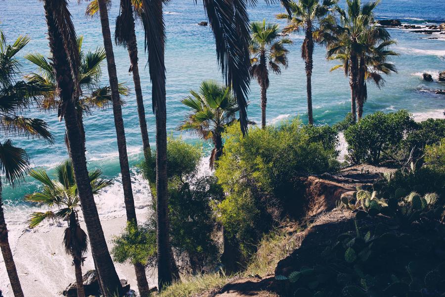 Liselotte Fleur in California