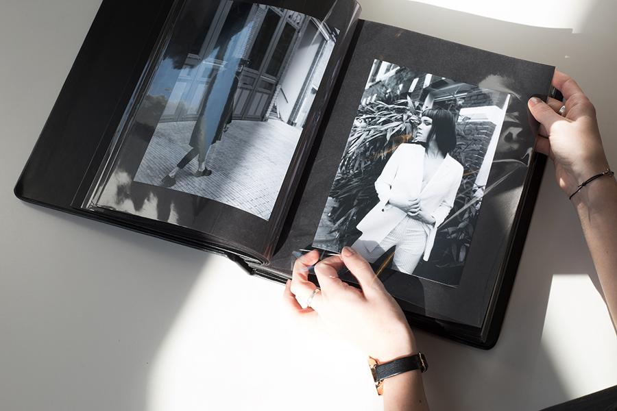 porfolio book