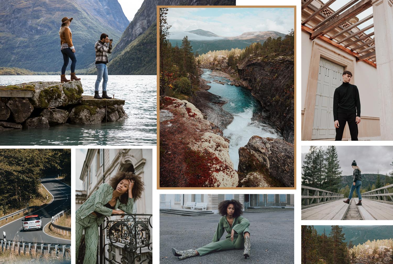 Fashion Photography Blog • The Fashion Camera